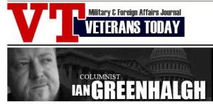 Veterans Today Header Ian GreenHalgh