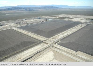 Utah rad waste site