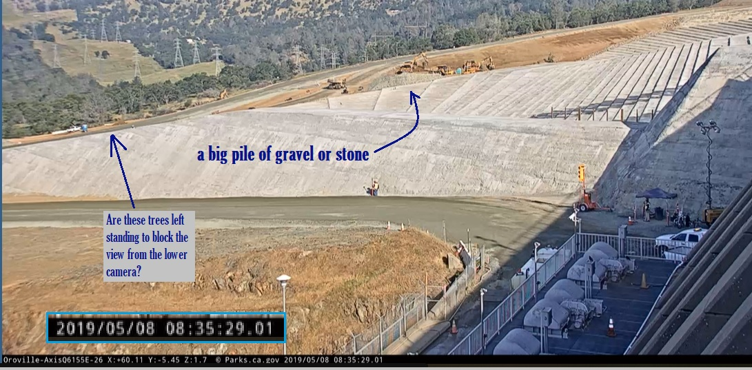 Oroville Dam is less than 13 feet from destruction – water RISING